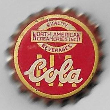 NORTH AMERICAN COLA