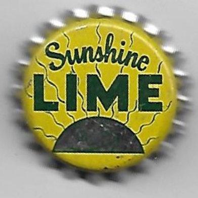 SUNSHINE LIME, Burton, Michigan; 1960-65