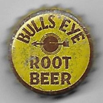 BULLS EYE ROOT BEER