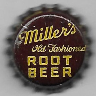 MILLER'S ROOT BEER OLD FASHIONED