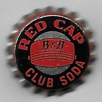 B&B RED CAP CLUB SODA