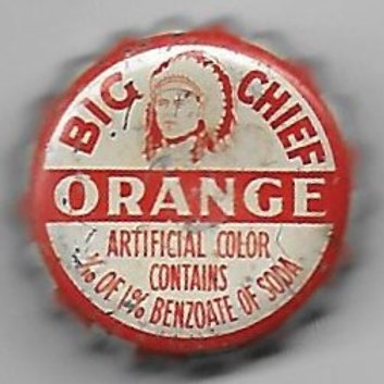 BIG CHIEF ORANGE