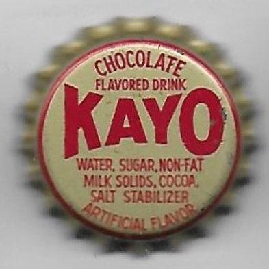 KAYO CHOCOLATE FLAVORED DRINK