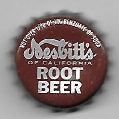 NESBITT'S ROOT BEER