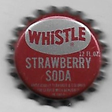 WHISTLE STAWBERRY SODA