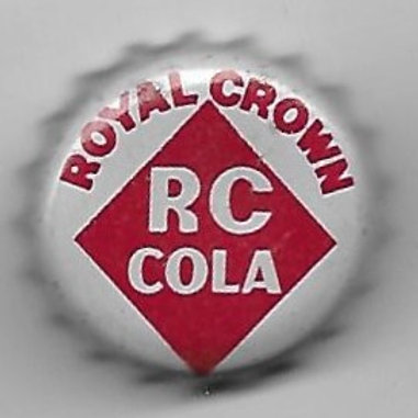 ROYAL CROWN RC COLA