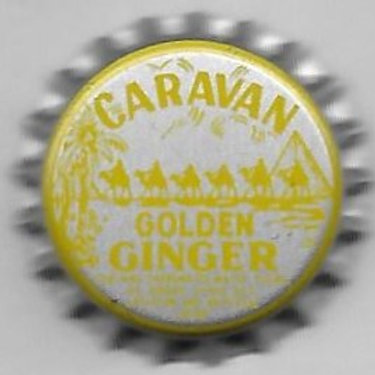 CARAVAN GOLDEN GINGER