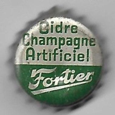 FORTIER CIDRE CHAMPAGNE ARTIFICIEL