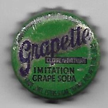 GRAPETTE IMITATION GRAPE SODA CLOSE TO NATURE