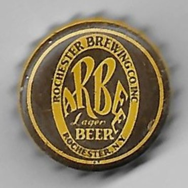 ARBEE LAGER ROCHESTER BREWING CO.