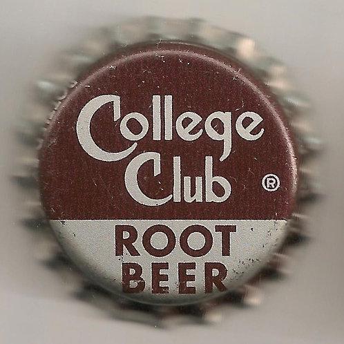 COLLEGE CLUB ROOT BEER