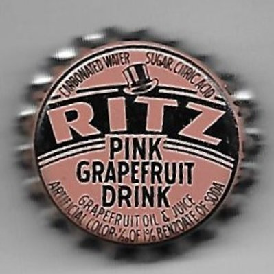 RITZ PINK GRAPEFRUIT DRINK PIN