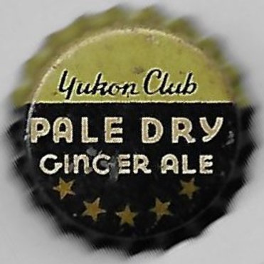 YUKON CLUB PALE DRY GINGER ALE