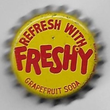 FRESHY GRAPEFRUIT SODA