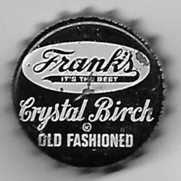 FRANK'S CRYSTAL BIRCH OLD FASHIONED
