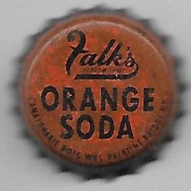FALK'S ORANGE SODA