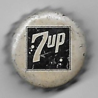 7UP 1930's CANADA