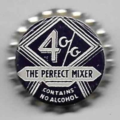 4% THE PERFECT MIXER