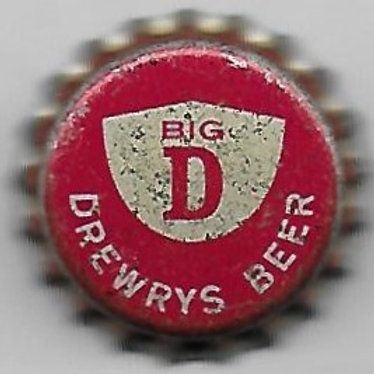 DREWRYS BEER BIG D