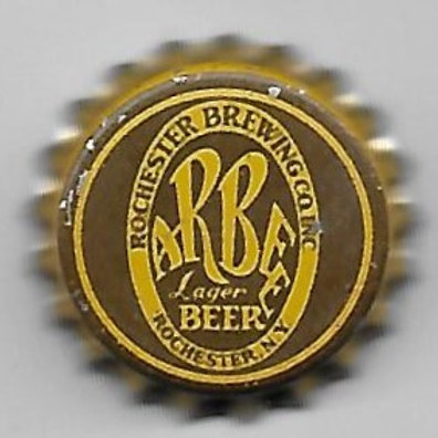 ARBEE LAGER BEER ROCHESTER BREWING CO.