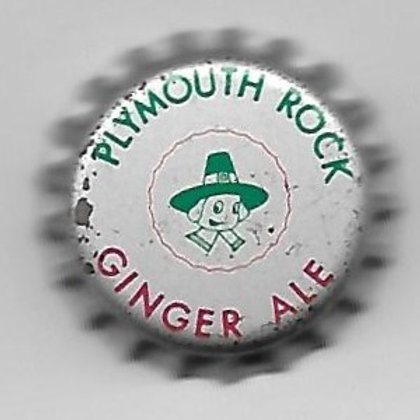 PLYMOUTH ROCK GINGER ALE