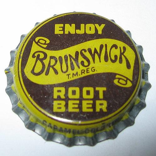 BRUNSWICK ROOT BEER MAGNET