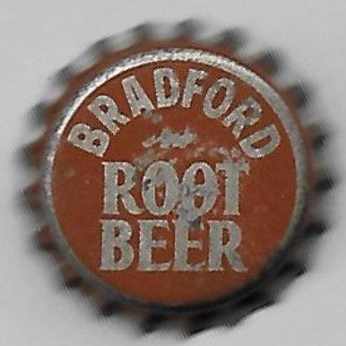 BRADFORD ROOT BEER; BRADFORD, PA; 1950-60