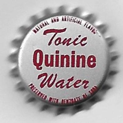TONIC QUININE WATER 1