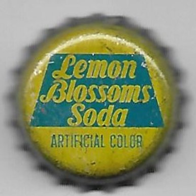 LEMON BLOSSOMS SODA