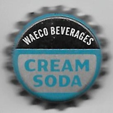 WAECO CREAM SODA