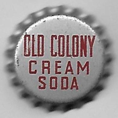 OLD COLONY CREAM SODA