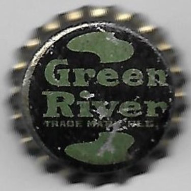 GREEN RIVER; SOLID CORK