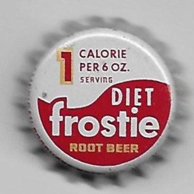 FROSTIE ROOT BEER, DIET