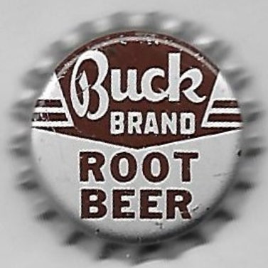 BUCK ROOT BEER WHITE
