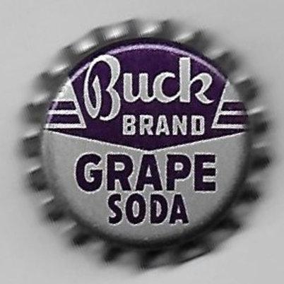 BUCK GRAPE SODA