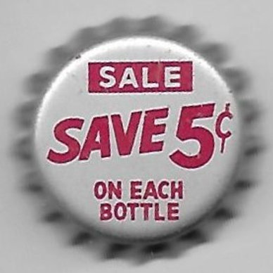 GRAF'S UNMARKED SALE SAVE 5 CENTS