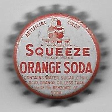 SQUEEZE ORANGE SODA 2
