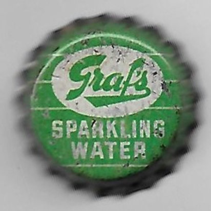 GRAF'S SPARKLING WATER