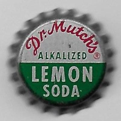DR. MUTCH'S ALKALIZED LEMON SODA