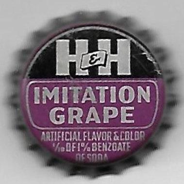 H&H IMITATION GRAPE; H&H BOT'G. CO. APPALACHIA, VA