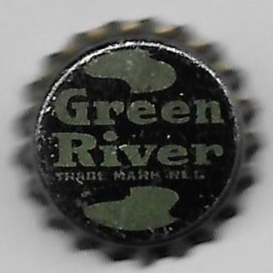 GREEN RIVER SOLID CORK
