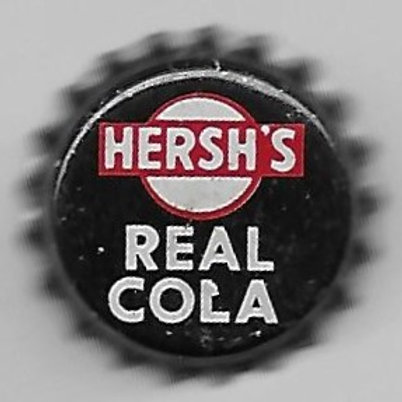 HERSH'S REAL COLA