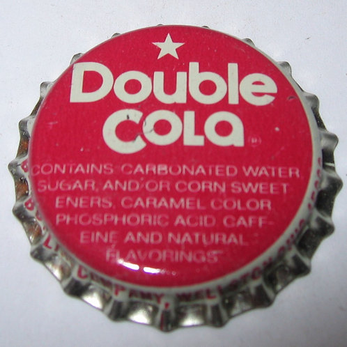 DOUBLE COLA MAGNET