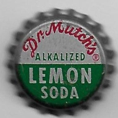 DR. MUTSCH LEMON SODA ALKALIZED