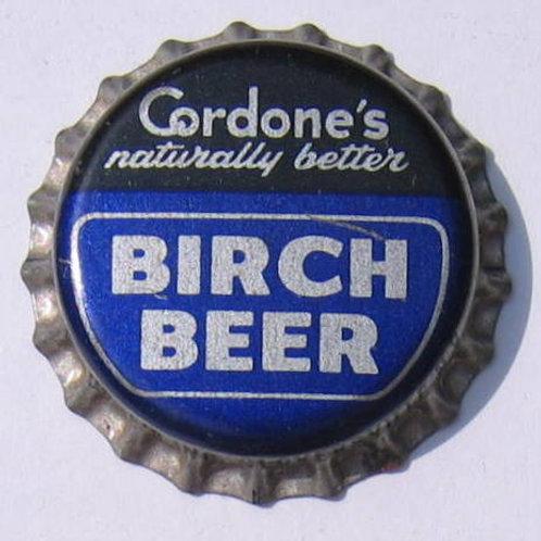 CORDONE'S BIRCH BEER