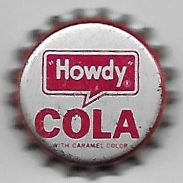 HOWDY COLA