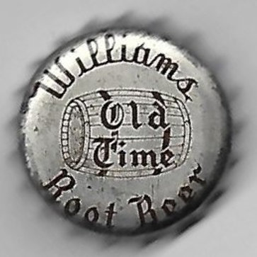 WILLIAMS ROOT BEER OLD TIME