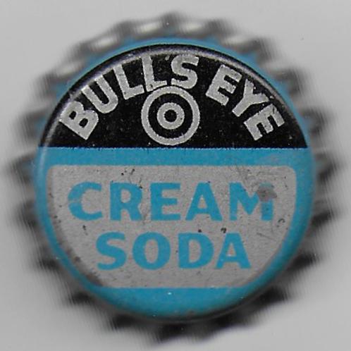 BULLS EYE CREAM SODA