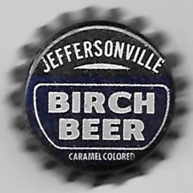 JEFFERSONVILLE BIRCH BEER