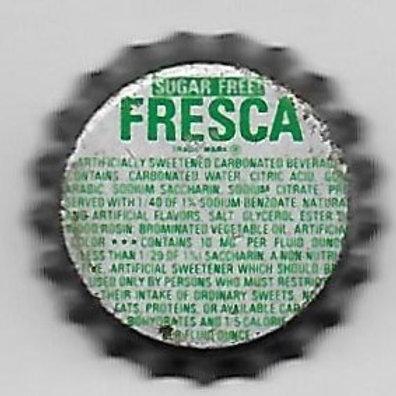 FRESCA, SUGAR FREE